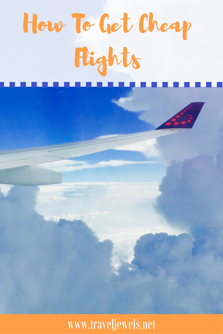 3 Tips to Get Cheap Flight Tickets
