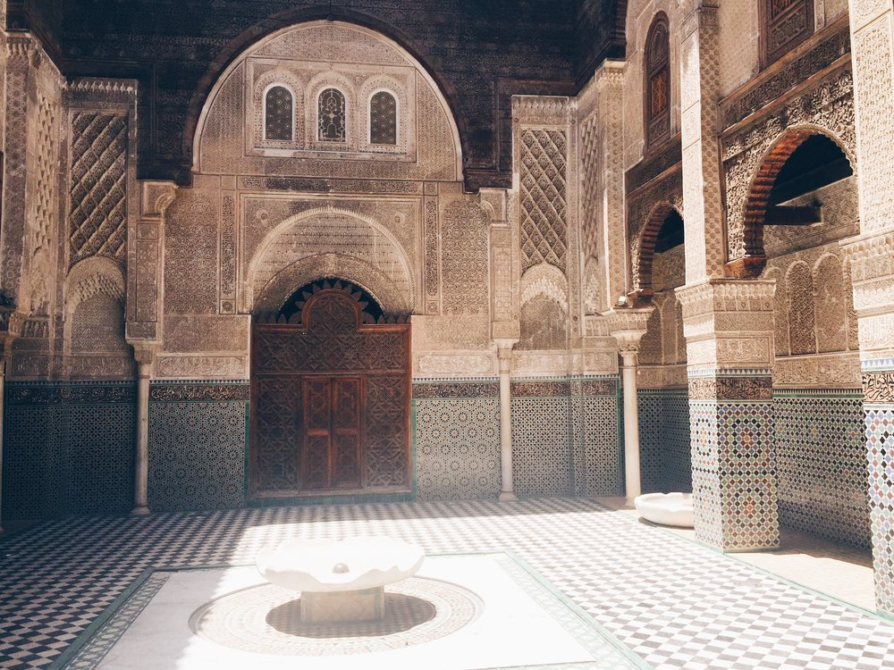 Al Karawiyyin of Fez: The Oldest University in the World