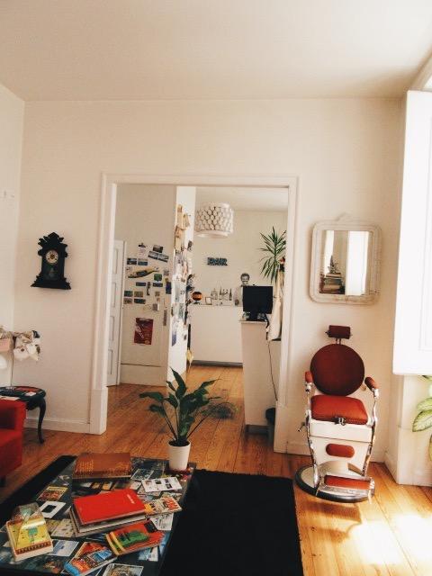 Living Lounge Hostel in Lisbon