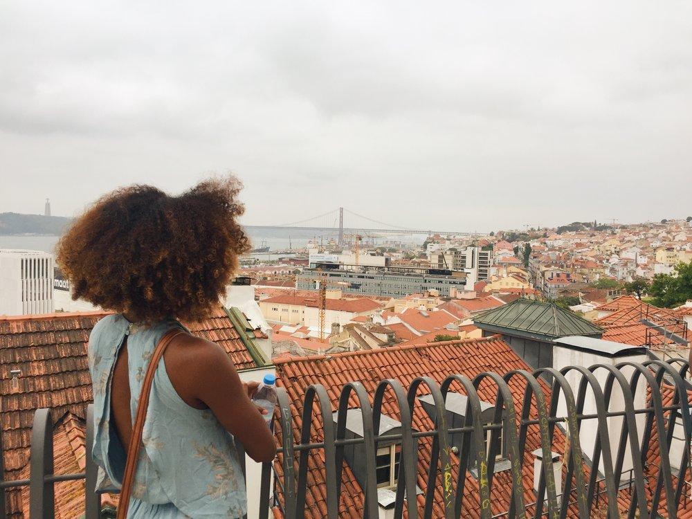 Stunning View of Lisbon!