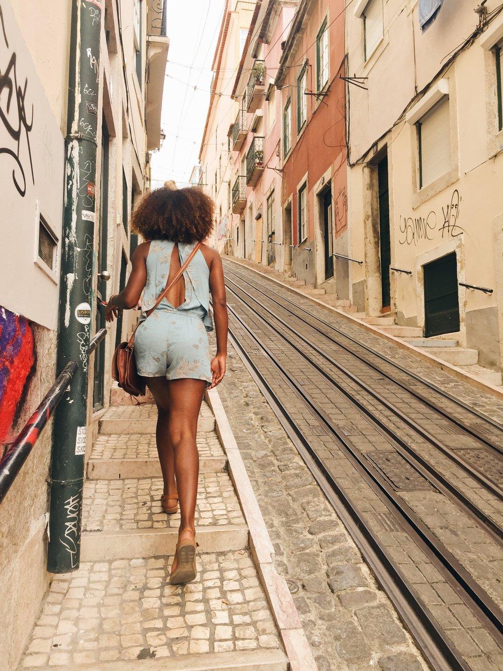 "Lisbon ""City of Seven Hills"""