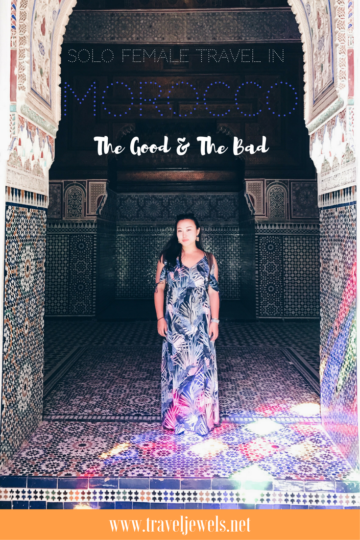 Solo Female Travel in Morocco: The Good & The Bad