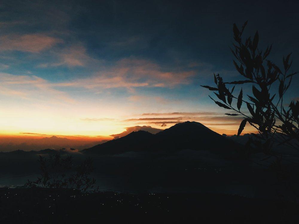 Sunrise Trek on MountBatur
