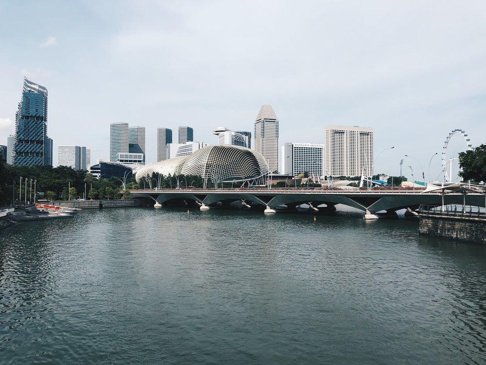 Marina Bay Landscape