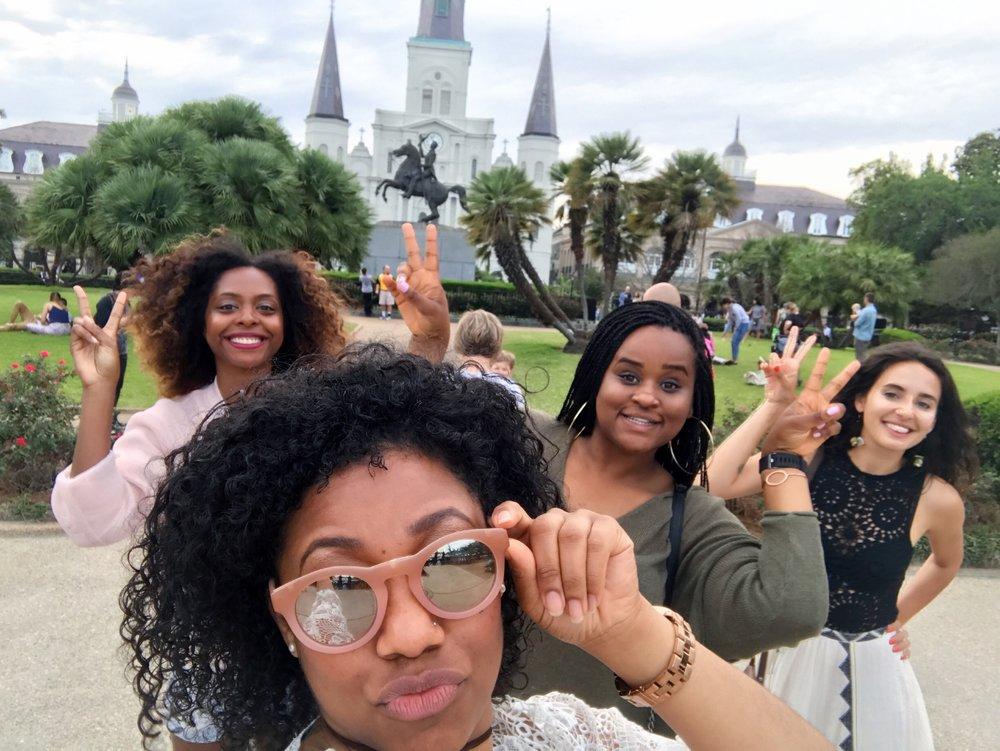 New Orleans' Girls Trip