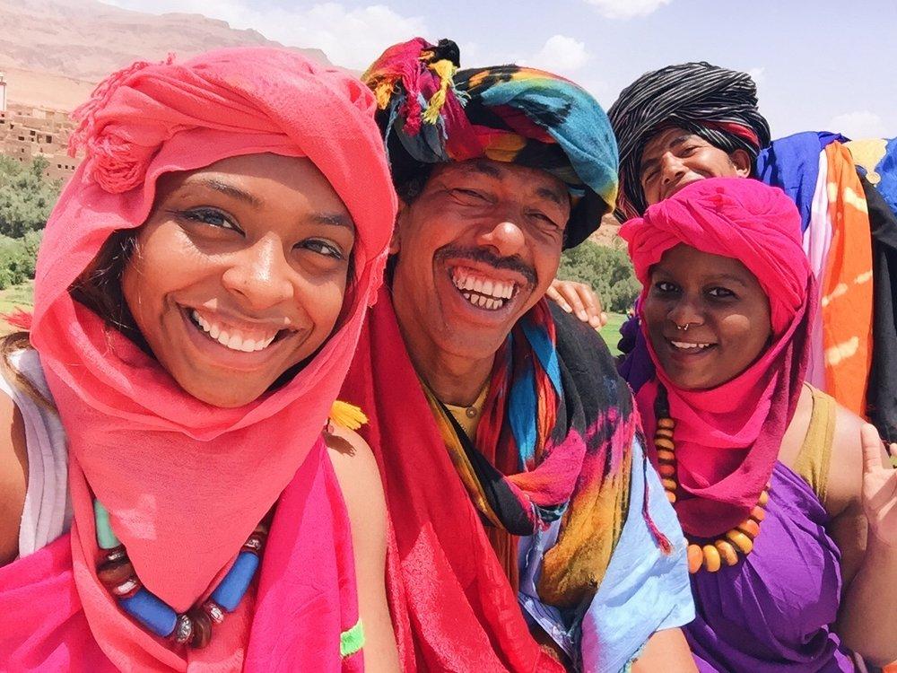 Moroccan Friends
