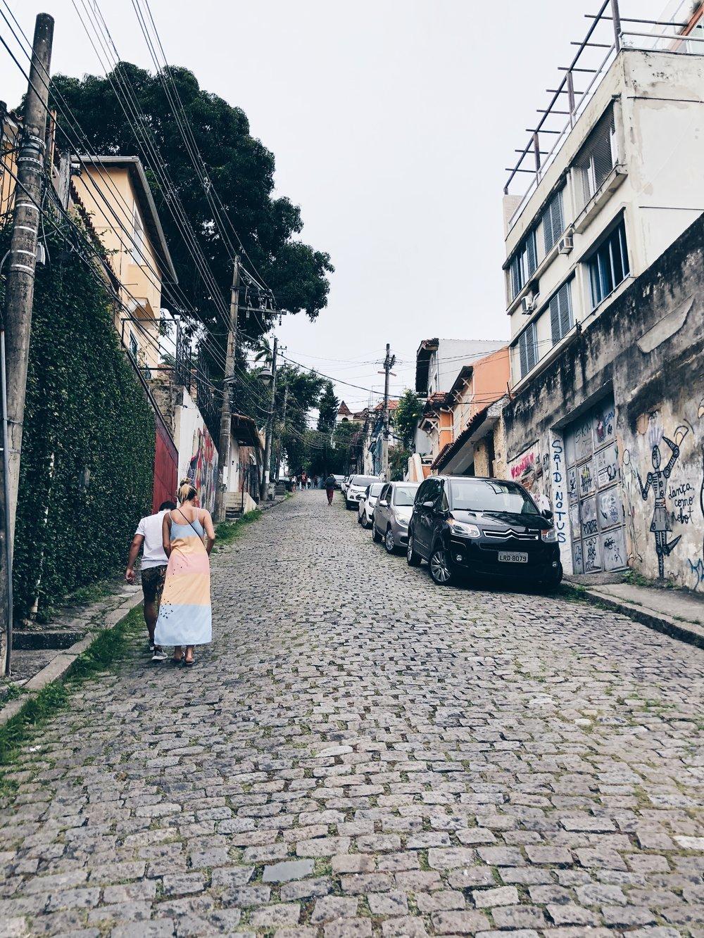 Santa Teresa Neighborhood