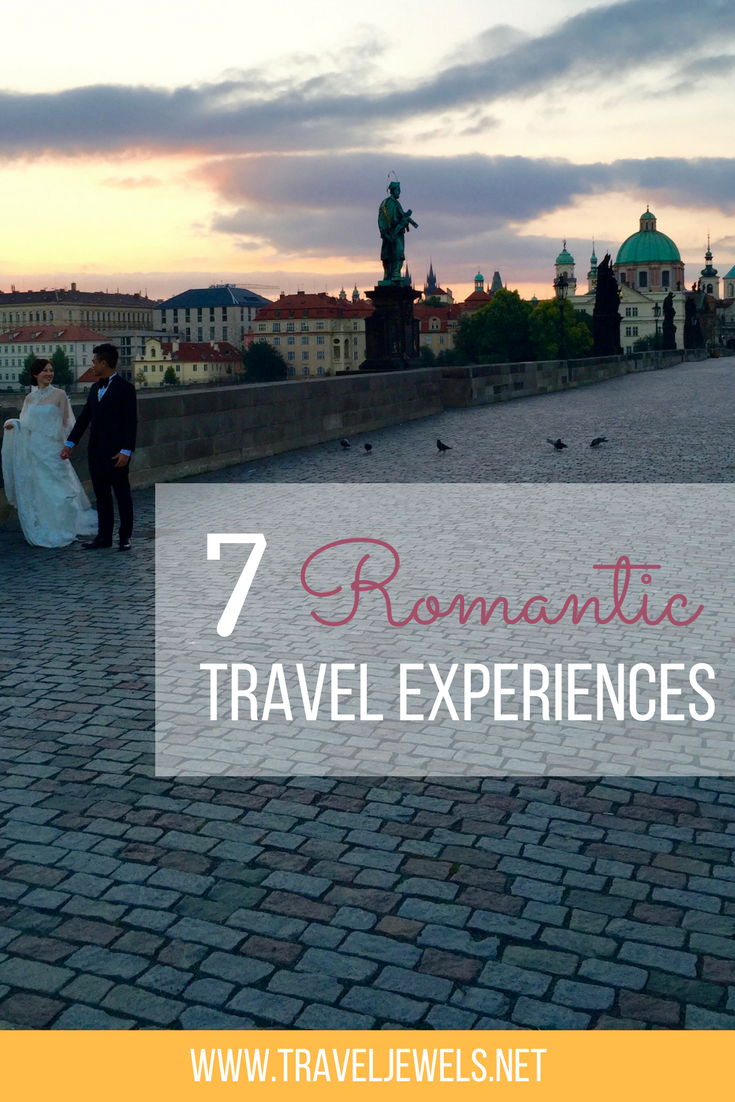 7 Romantic Travel Experiences