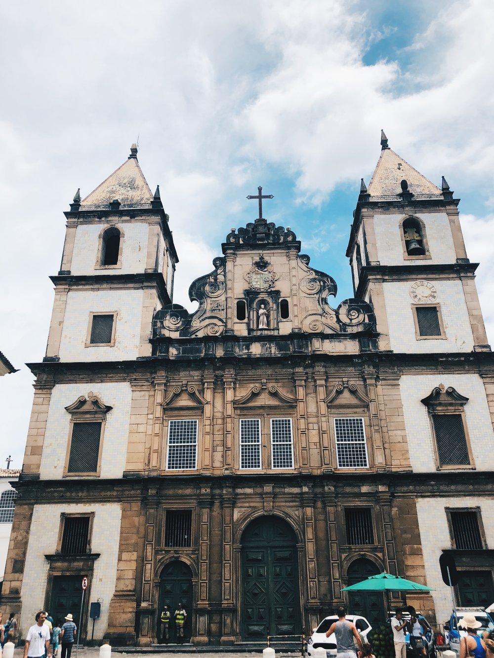 Catedral Basílica de Salvador