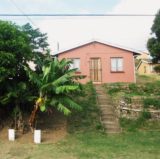 A home in Cato Manor, a  Durban township that I lived in for part of my semester.