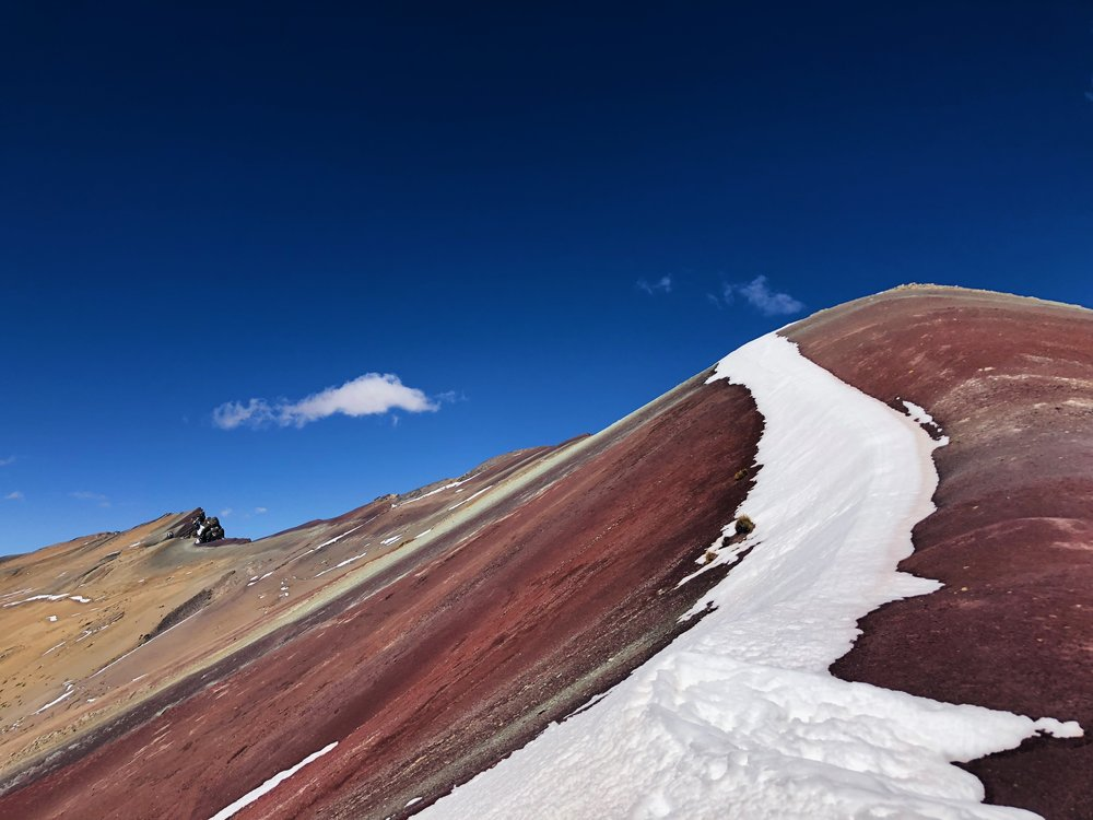 The Ultimate Itinerary: 9 Days in Peru- Rainbow Mountain