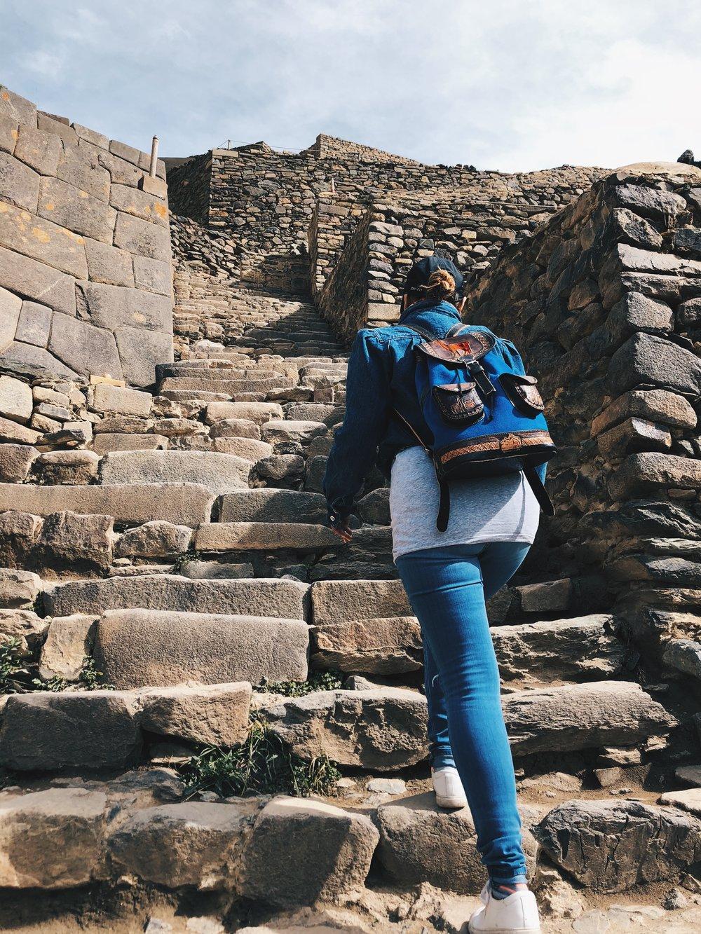 The Ultimate Itinerary: 9 Days in Peru- Ollantaytambo Ruins