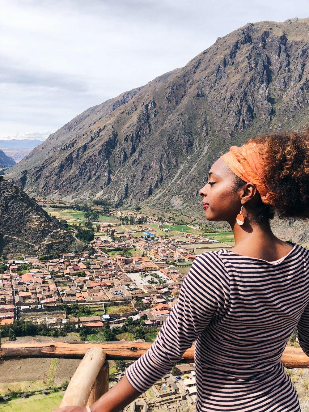 The Ultimate 7 Day Peru Itinerary- Ollantaytambo Ruins