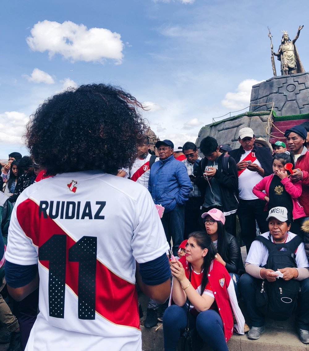 The Ultimate Itinerary: 9 Days in Peru- World Cup Game