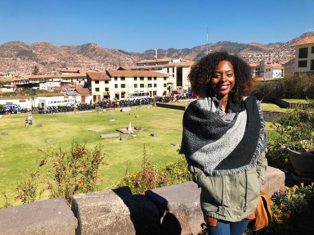Top Peru Destination-Temple of the Sun in Cusco