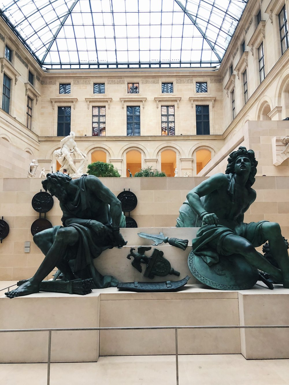 Guide to Visiting Paris in November- Musée du Louvre