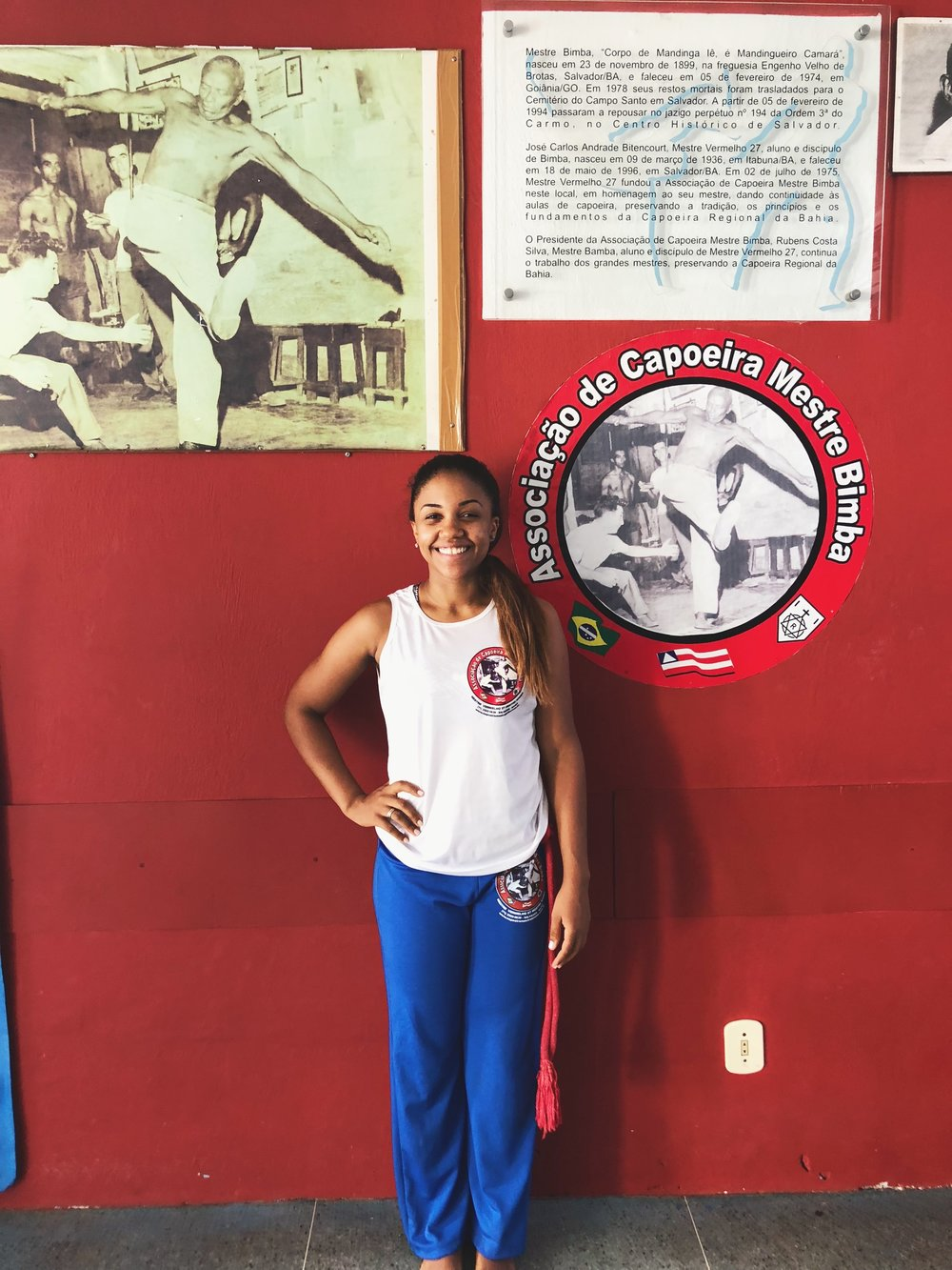 12 Top Travel Moments of 2018- Capoeira Class in Salvador
