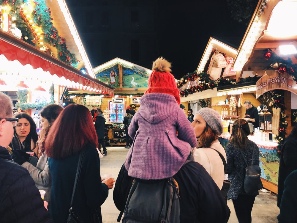 12 Top Travel Moments of 2018- Christmas Markets in Paris