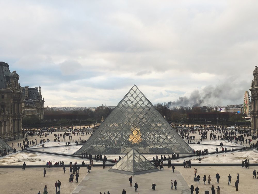 12 Top Travel Moments of 2018- Louvre