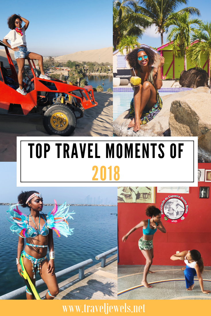 Top 12 Travel Moments of 2018