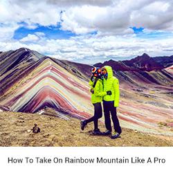 Rainbow Mountain-Peru Hop