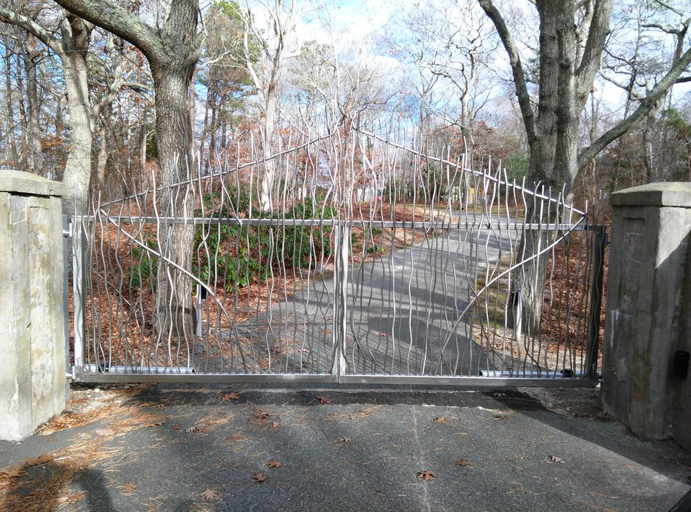 Free Form Gates