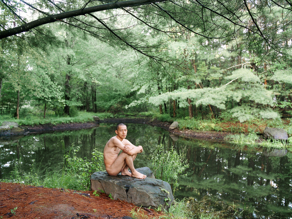 Moro by the pond, 2010