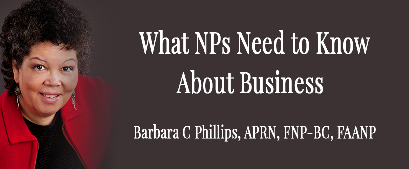 Barbara C. Phillips Nurse Practitioner Business Consultant