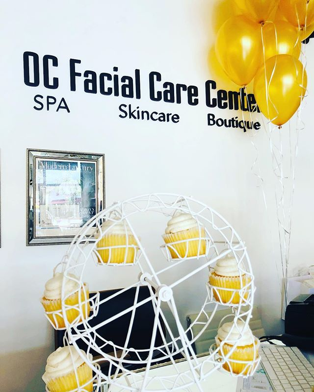 Exciting New Treatment coming up. We are excited having Dr. Sonya Murray at OC Facial Center 🙌