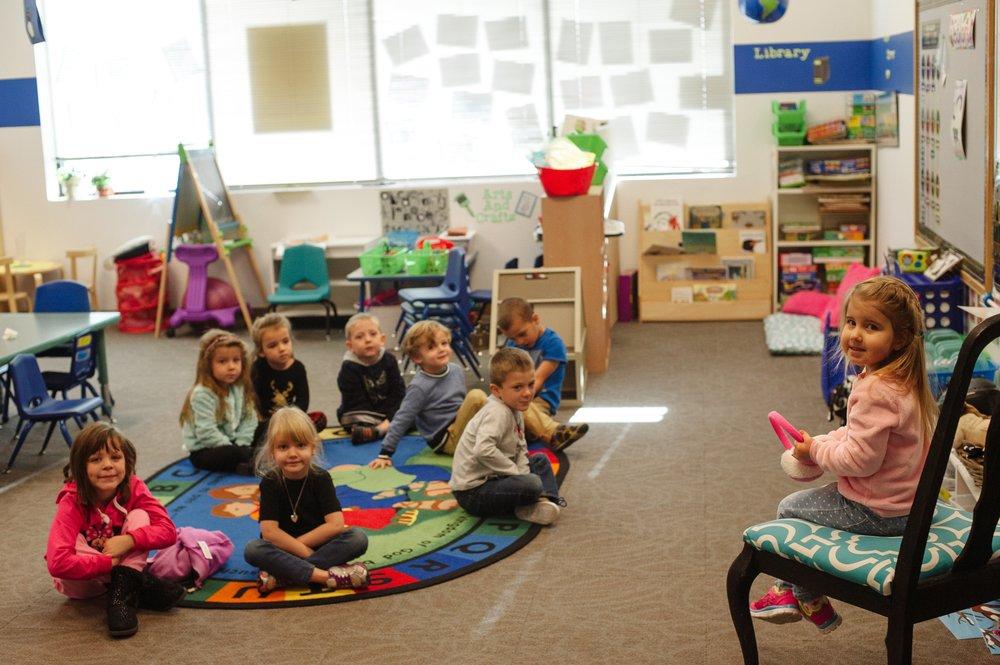 Miss Liz's PreK class