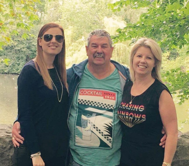 Was so amazing to have my parents visit!