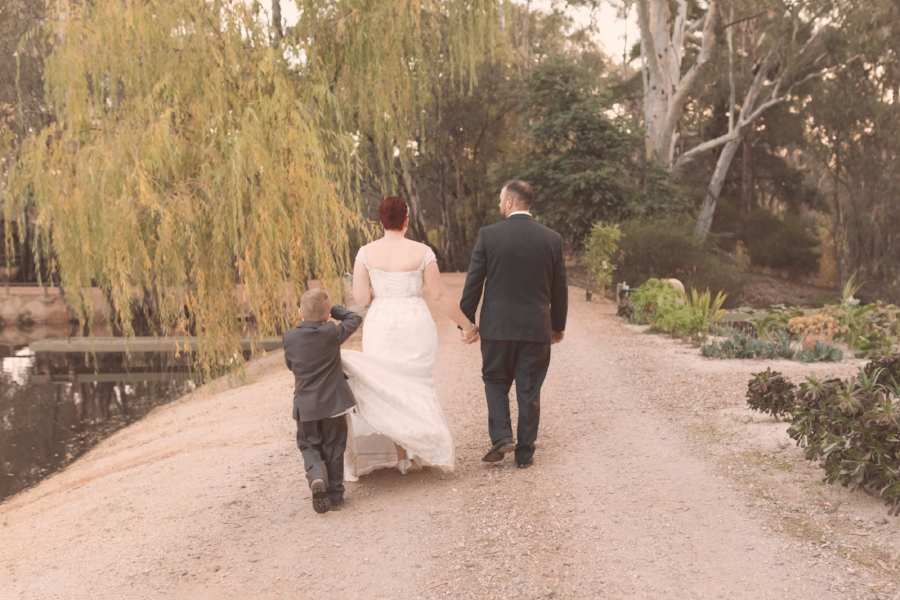 melbourne Wedding Photography with Kids