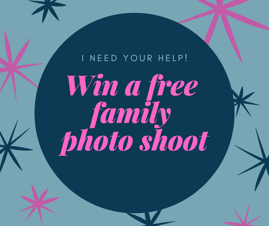 Win a free photoshoot in fitzroy