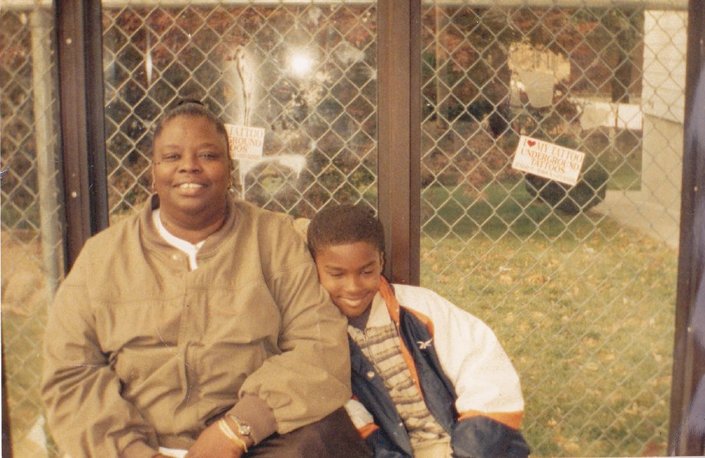 Me and my Grandmother