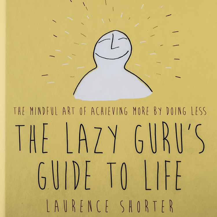 The Lazy Guru Book Cover