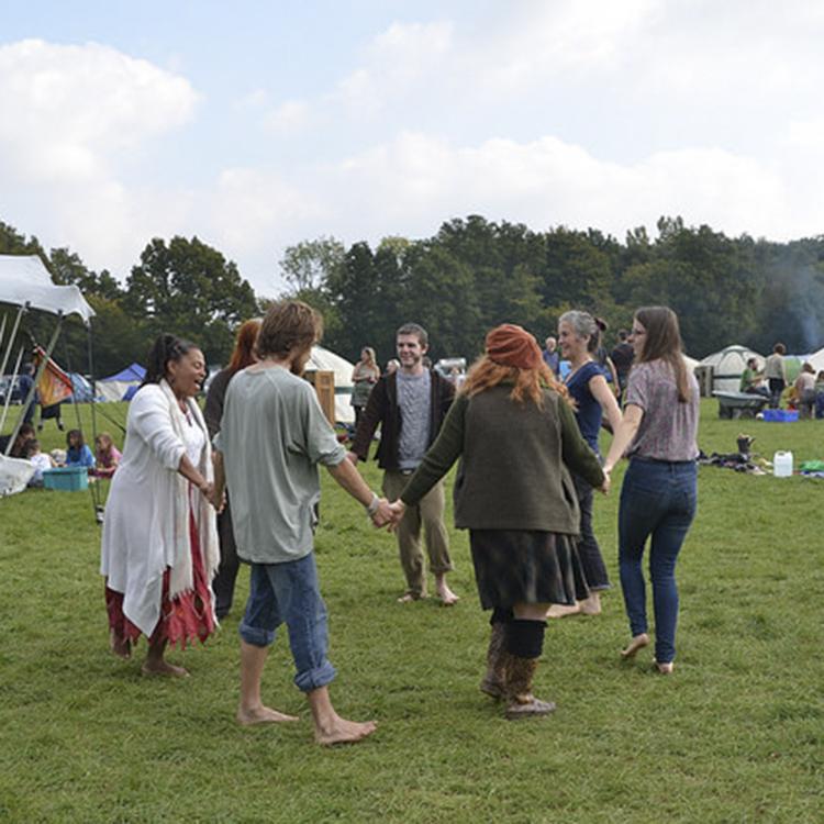 Community Dancing