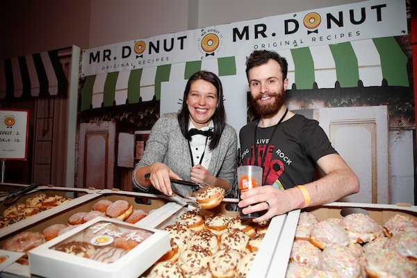 Photo taken by event photographer: Me & Bella from Mr Donut