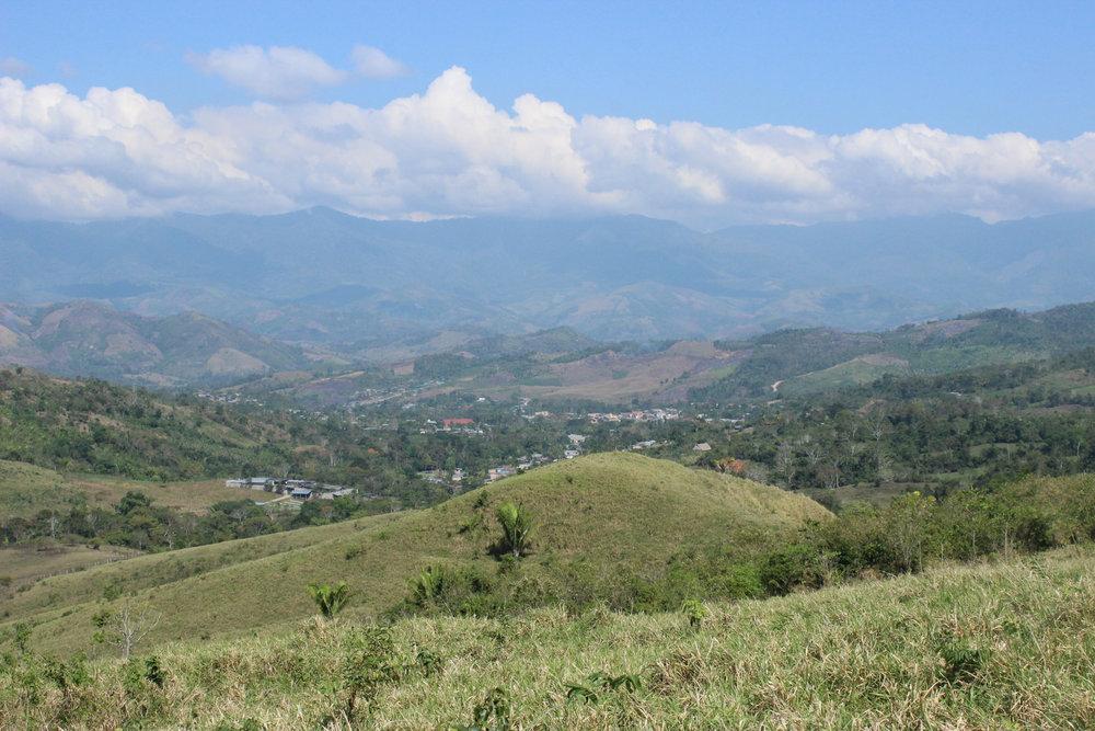 Zone déforestée au Pérou -Crédit: ForestFinance