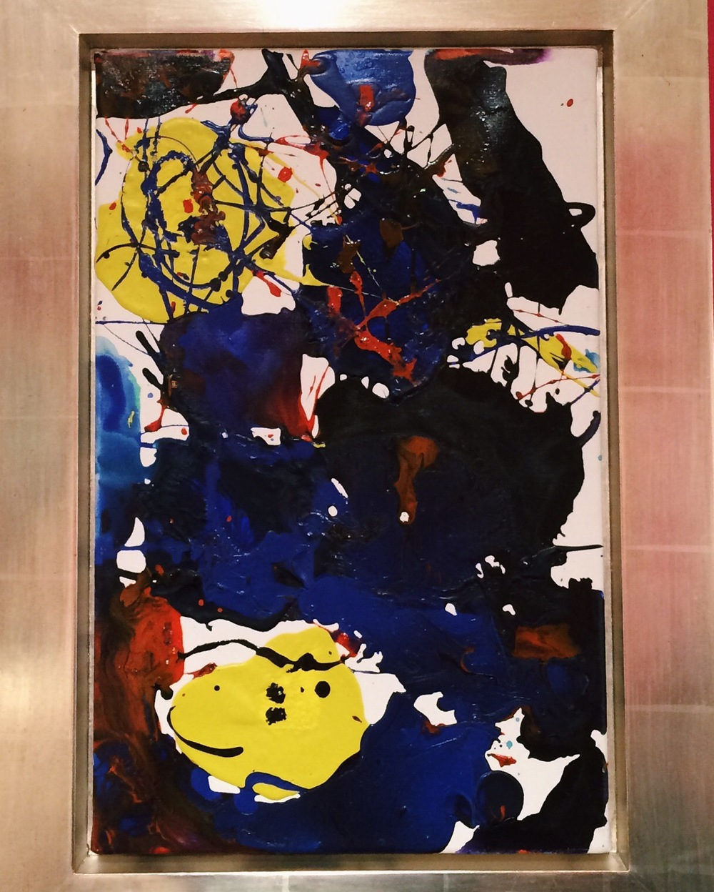 Last Works: Sam Francis Painting 94-131