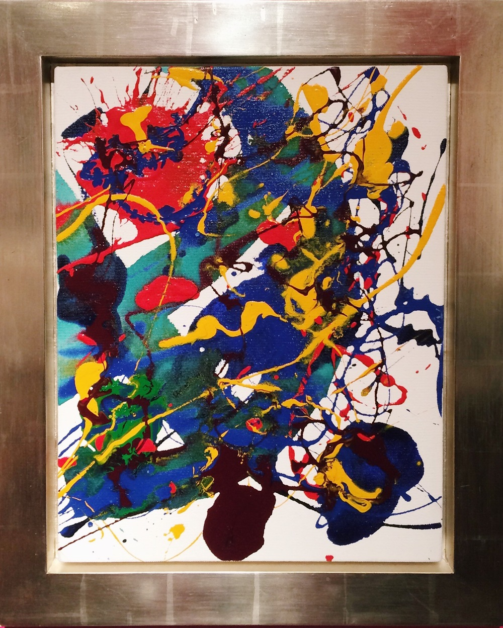 Last Works: Sam Francis Painting 94-101