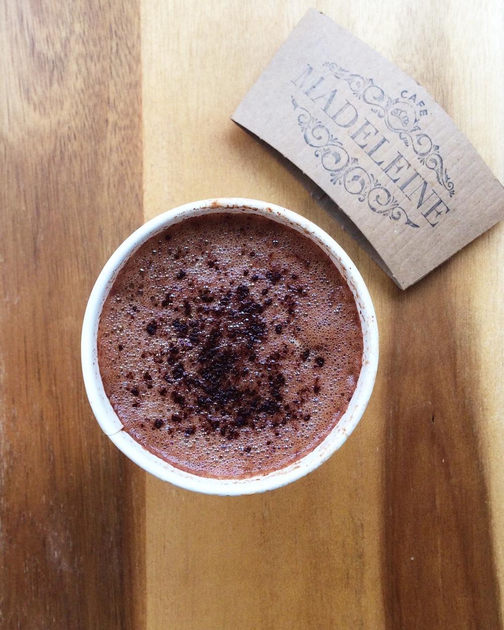 A Cup of Mocha