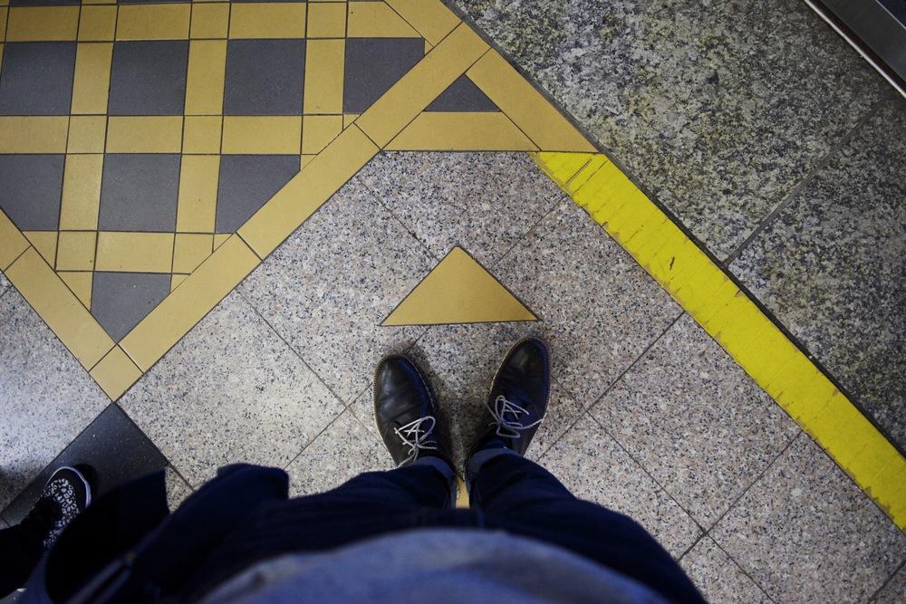 LRT Etiquette