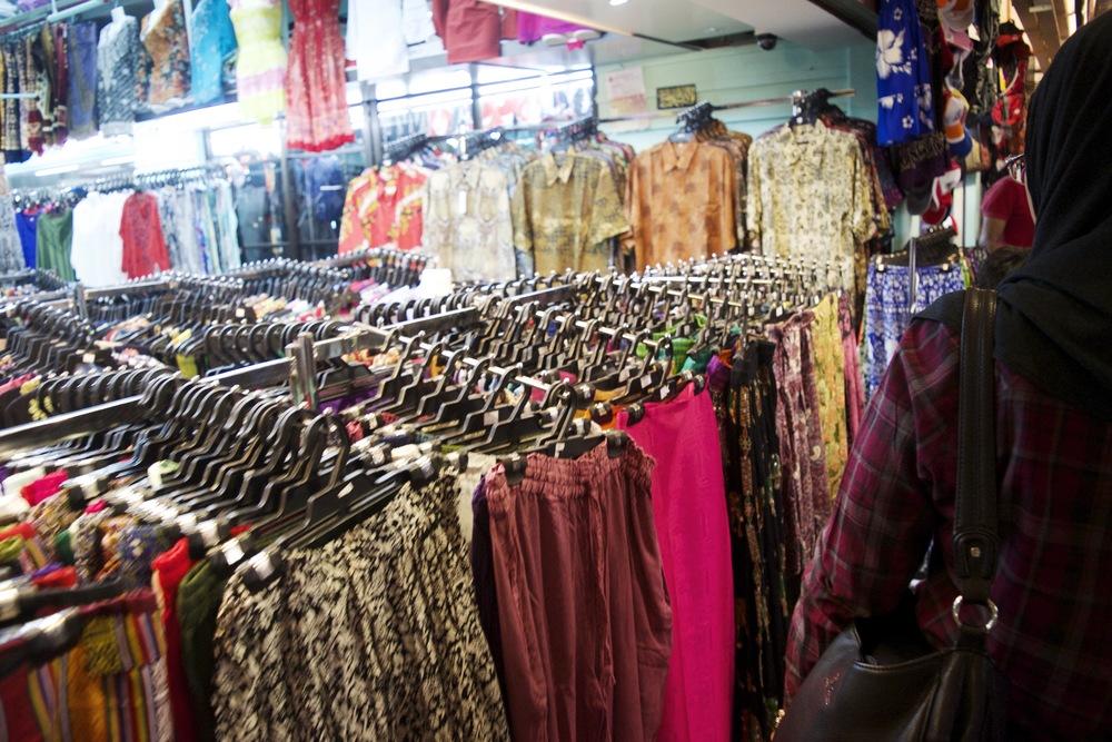 Batik Clothing.