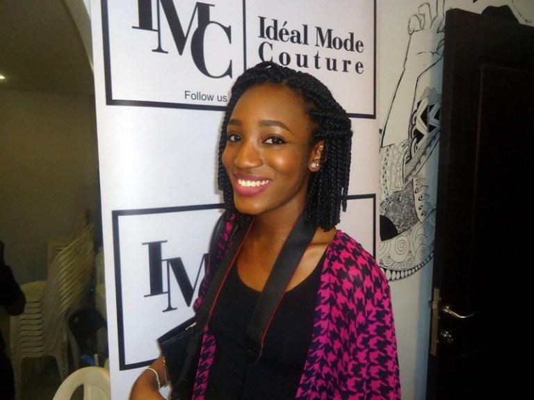 Beauty Blogger, Oyime J.