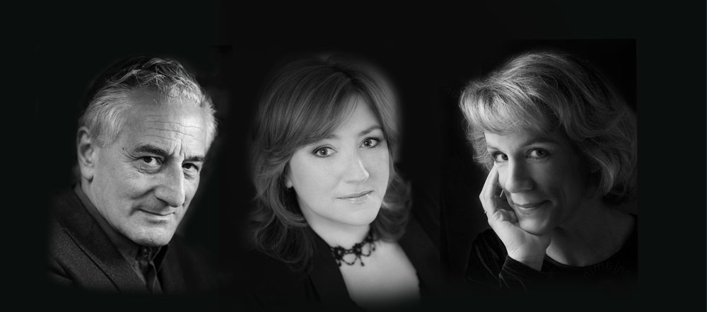 """Henry Goodman, Lucy Parham and Juliet Stevenson present """"Beloved Clara"""" on 1 March"""