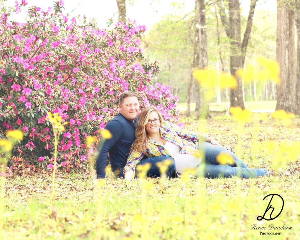 Tallahassee Maternity Photographer- Azaelas Spring Portraits.jpg