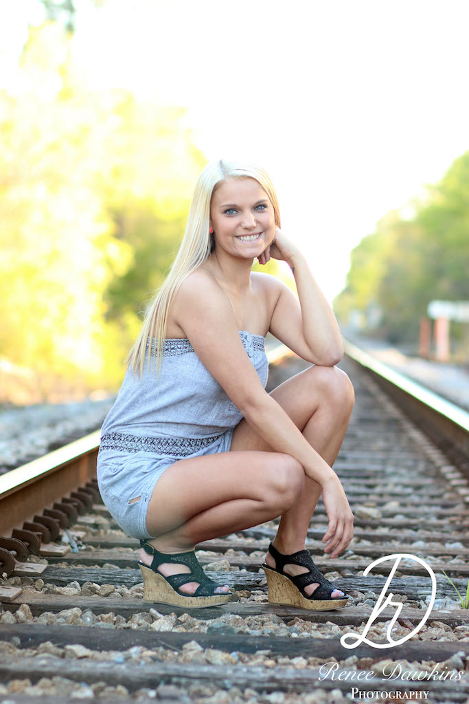 Tallahassee Senior Photographer- High School Senior