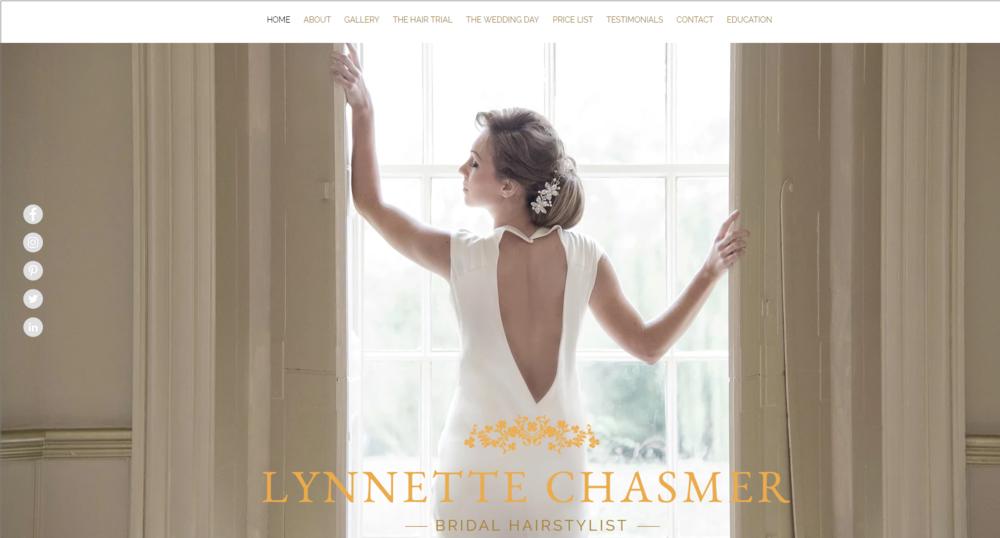 Lynnette Chasmer - Homepage