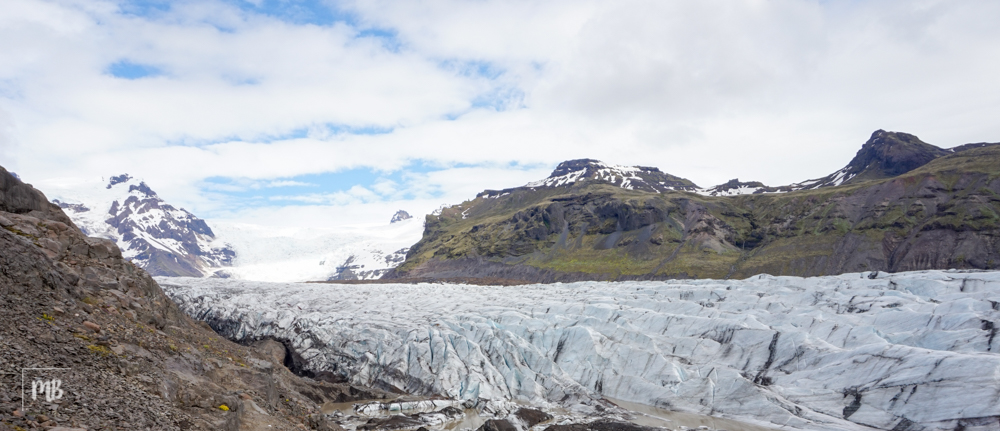 Svínafelsjökull -  Several scenes of Interstellar were filmed on this glacier