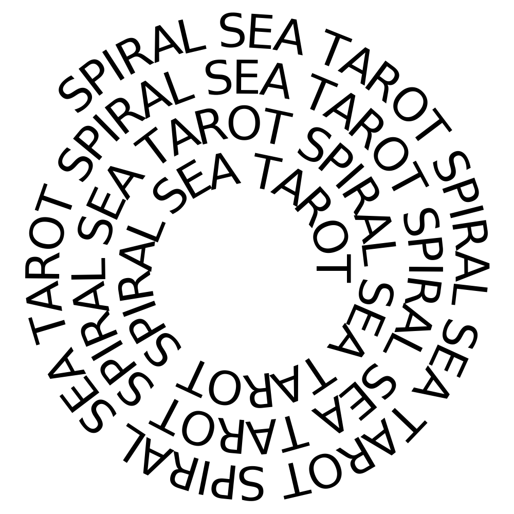 SPIRAL SEA TAROT